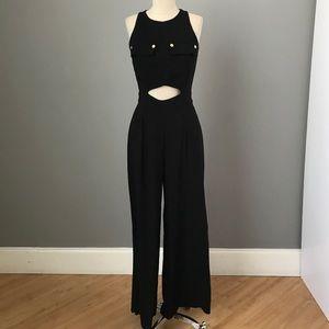 Naven black jumpsuit